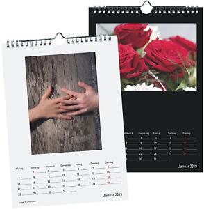Premium-Bastelkalender-2019-Fotokalender-A4-fuer-eigene-Fotos-selber-gestalten