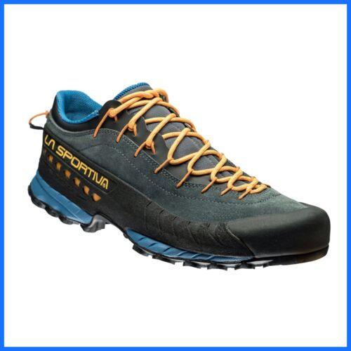 LA SPORTIVA Tx4 scarpa uomo APPROACH codice 17WBP colore Blue//Papaya