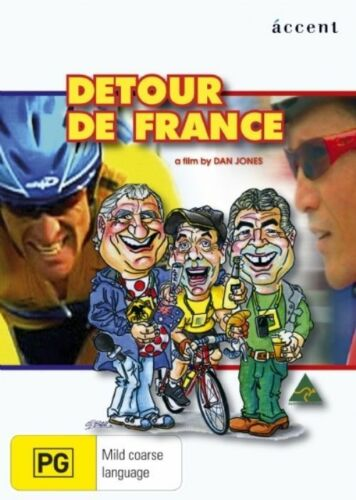1 of 1 - Detour De France - DVD ss Region 4 VG Condition