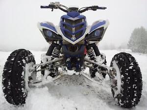Fast Pro Moto Droit Levier de Commande des gaz bo/îtier Assembly pour Yamaha Banshee 350/Blaster 200/Arrior 350/Yfz450//R Honda Sportrax 450/Trx450er//R Suzuki King Quad Quadracer