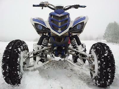 Raptor YFZ 450 New  FOR THE LADY/'S PINK EYES  HeadLight Covers NEW CUSTOM