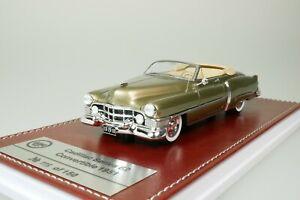 Cadillac Series 62 Cabriolet Open 1951 Oro #115 De 150 1/43 GIM GIM029A Nuevo