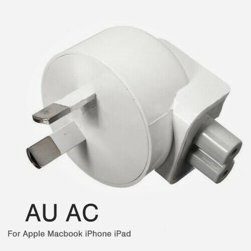 AU Wall Plug Australia for Apple MacBook Pro Retina iPad iPhone Charger  Adapter