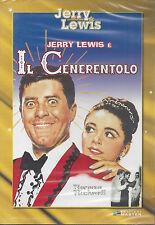 Dvd **IL CENERENTOLO** con Jerry Lewis nuovo sigillato 1961