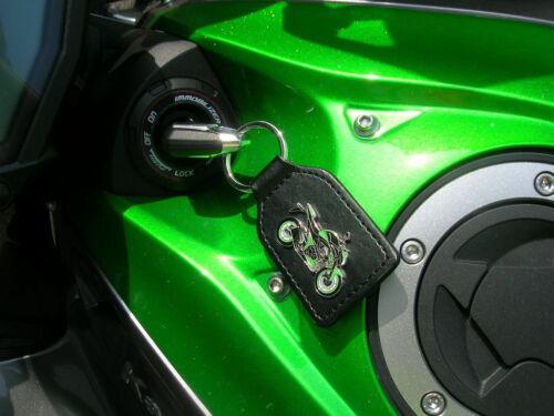 Schlüsselanhänger Yamaha FJ 1200 0030 Motorbike Moto FJ1200 weiß white Art