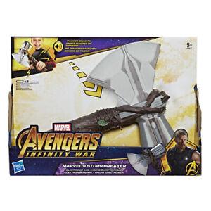 AVENGERS - Figuras De Acción Avengers Thor Hacha Electrónica 5 Años
