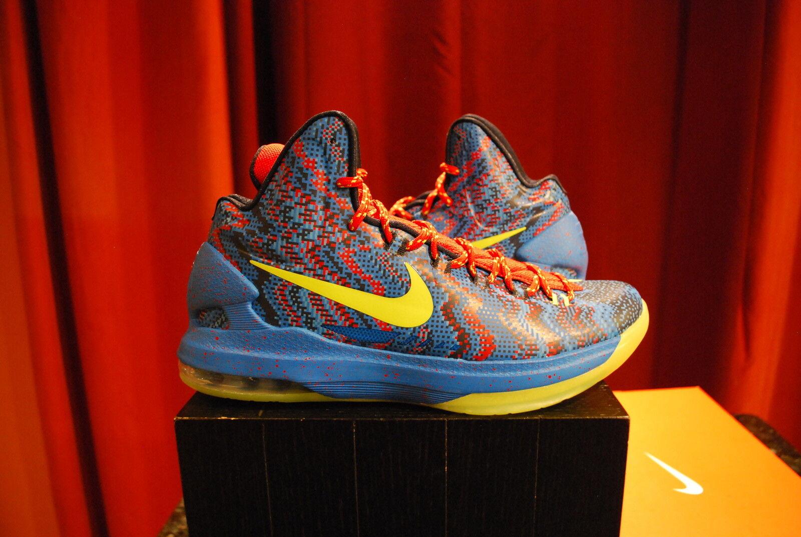 Nike Zoom Kd V 5 que Navidad lo que 5 la Kd Nuevo Con Recibo Tamaño 10 4cf0b7