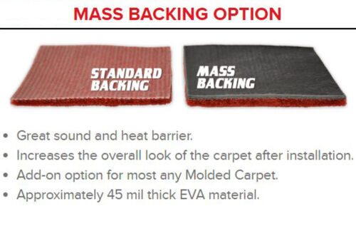 Replacement Carpet for 1979-1983 Toyota Corolla 2 /& 4 Door FWD|Passenger Area