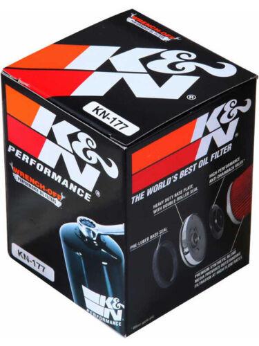 KN-177 K/&N Oil Filter FOR BUELL BLAST 480