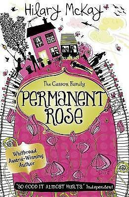 1 of 1 - Permanent Rose (Casson Family), Hilary McKay | Paperback Book | Acceptable | 978