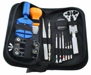 Uhrmacherwerkzeug-Uhrenwerkzeug-Werkzeug-Uhr-Stiftausdruecker-Uhren-Reparaturset