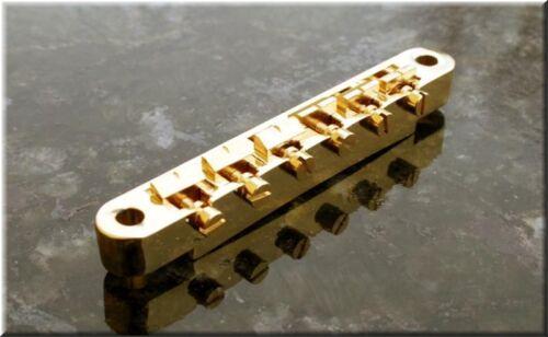 Bridge fits Nashville Studs Faber ABRN-59-GG ABRN59GG Gold Gloss Finish