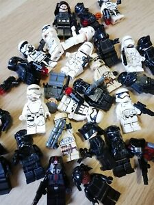 LEGO-Star-Wars-MINIFIGURES-FIRST-ORDER-TROOPERS-X5-FIGS-PER-ORDER