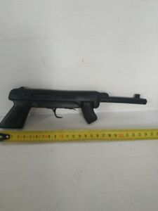 Vintage-USSR-soviet-toy-plastic-gun