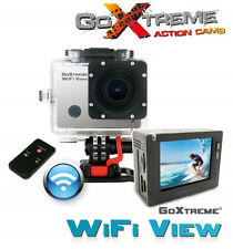 Easypix GoXtreme HD WiFi Camcorder Action Cam Up to 1080p 60fps 10mp Waterproof
