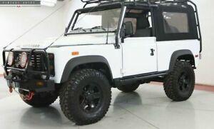 1994 Land Rover Defender Met