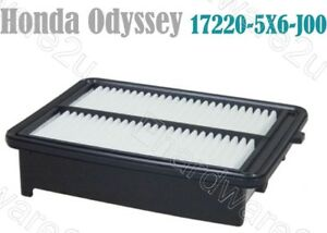 Honda Odyssey 2.4L 02/14-on Engine Air Cleaner Air Filter (17220-5X6-J00)