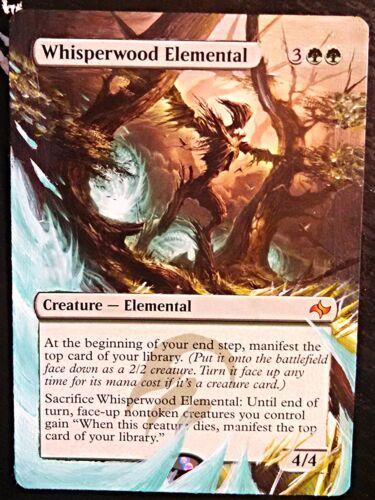 Full Art Altered Whisperwood Elemental