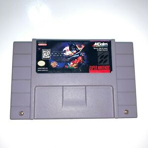 Batman-Forever-SNES-Super-Nintendo-Game-Tested-Working-amp-Authentic