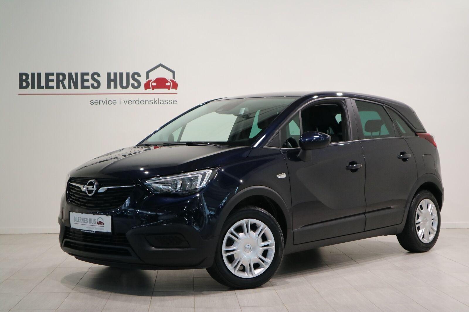 Opel Crossland X Billede 1