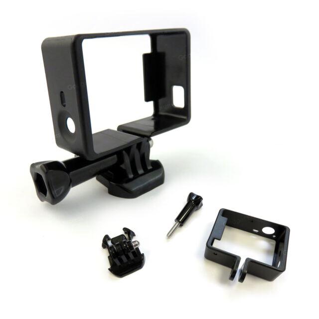 UK Standard Frame Mount for GoPro Hero3 3 4 Camera Border Case ...