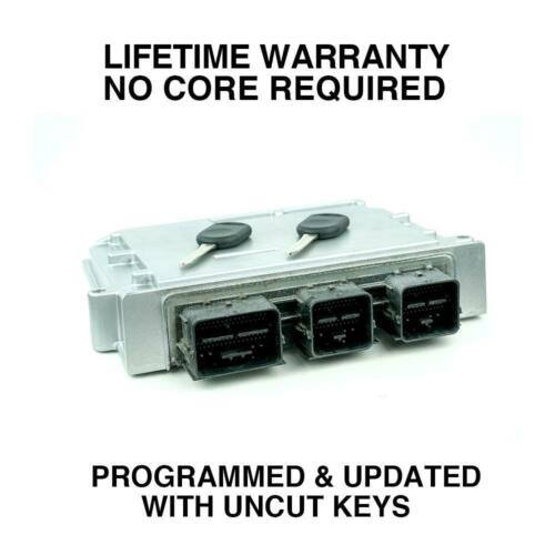 Details about  /Engine Computer Programmed with Keys 2005 Ford Five Hundred 5G1A-12A650-ASA NYJ0