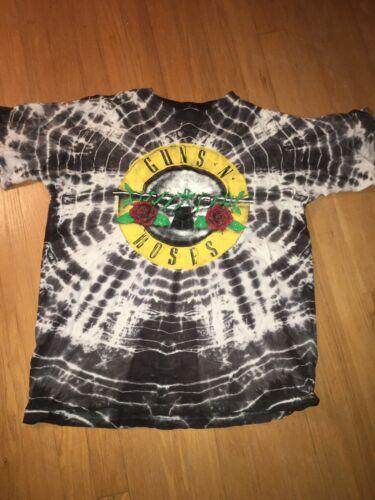 Guns N Roses Vintage Shirt, Early 90's Axl Rose, S