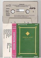 DEPECHE MODE cassette K7 tape LOVE IN ITSELF + LIVE TRACKS france VOGUE 785003