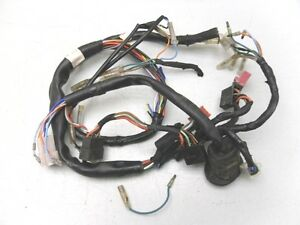 0113 honda gl500 gl 500 silver wing electrical wiring harness ebay