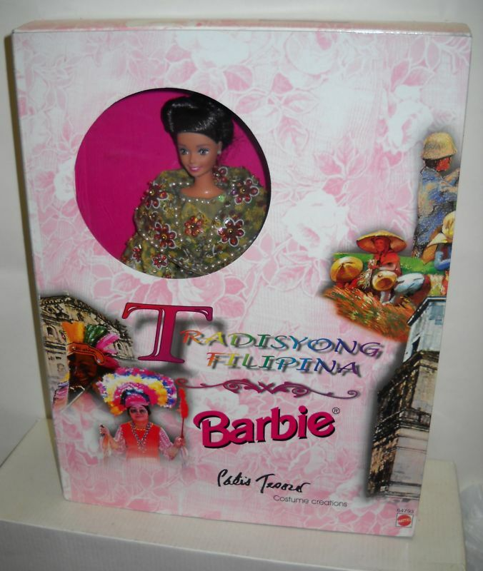 Filipinas tradisyong filipina paskuhan Barbie