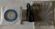 Dynex - 6-in-1 USB 2.0 Mini Multi-Memory Card Reader DX-CRMN1