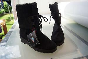 d88e8d7fff6bce Das Bild wird geladen ROHDE-SympaTex-Damen-Winter-Schuhe-Stiefel-Boots -gefuettert-
