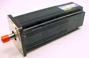 Emerson Control Techniques Dxe 490w Servo Motor 3000 Rpm