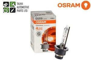 Genuino-OSRAM-XENARC-D2S-Xenon-HID-Bombilla-De-Coche-SINGLE
