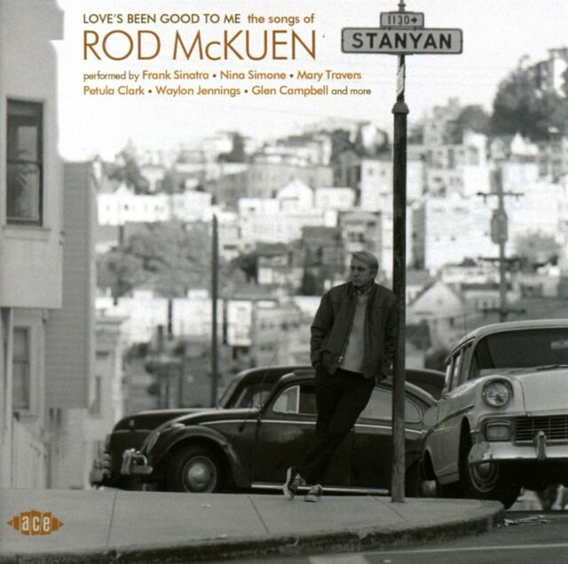 Petula Clark - Love's Been Good to Me: The Songs of Rod Mckuen