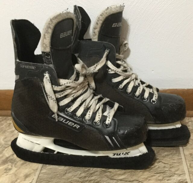Bauer Supreme One 05 Ice Skates Men's Size 10 Display Model From