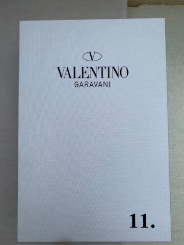 Valentino Garavani size 37.5 White  EMPTY Shoe  Box