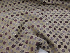 Beige Amp Purple Shade Quot Chenille Spot Quot Soft Upholstery