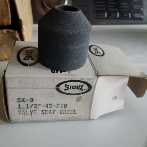 """SIOUX SK-1 1 1//4/"""" VALVE SEAT GRINDING WHEEL 45 DEG FINISHING"""