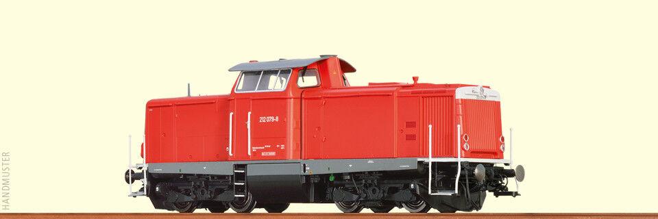 Brawa 42812 Locomotiva Diesel Br 212 079-8 Db Epoca Ho Nuovo