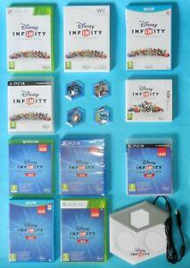Disney-Infinity-Juegos-Bases-Portal-1-0-2-0-3-0-Xbox-Uno-360-Wii-U-PS4-3