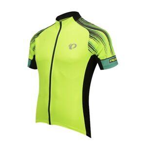 PEARL IZUMI Podium Elite Bike Jersey MEN S LARGE 41121705 Black ... 7664c1989