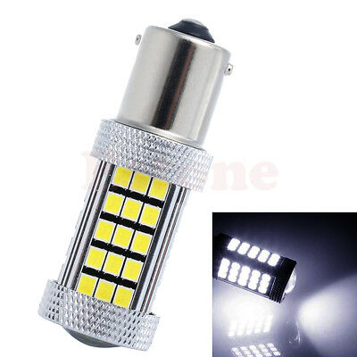 1156 BA15S 64SMD 2835 LED Light Canbus Turn Signal Backup Reverse P21W 7506