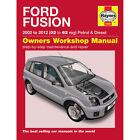 Ford Fusion 1.4 1.6 Petrol 1.4 1.6 Diesel 02-11 Haynes Workshop Manual