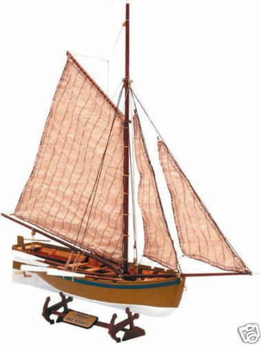 HMS Bounty's Jolly Boat Scale Period Ship Kit HPS 19004