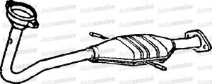 Ford Mondeo 2.0 est 4X4 convertidor catalítico de escape 95-96 Pieza de Repuesto reemplazar