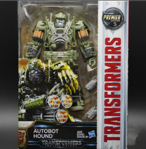 Transformers 5 The Last Knight Voyager Hound 6 inches Toy Figure New in Box