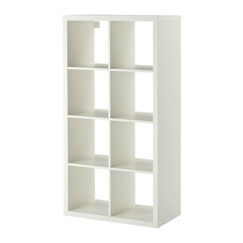 Superieur Ikea Kallax 2 X 4 Shelf Unit White 802.758.87