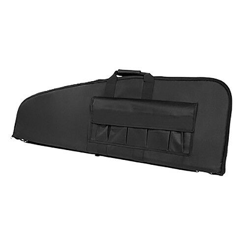 "NcStar CVS290745 Scoped Gun Case 2907 45"" L x 16"" H Black"