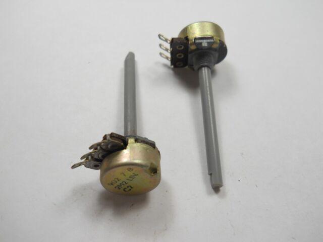 RV4NAYSD202A  Potentiometer 2K Ohm 10/% 2W 53C3-2K-S